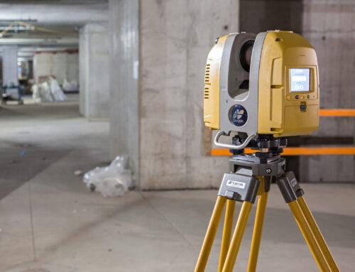Topcon presenta nuevos escáneres 3D