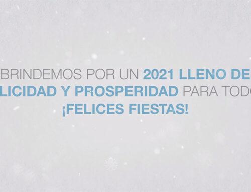 Felicitación Navideña 2020