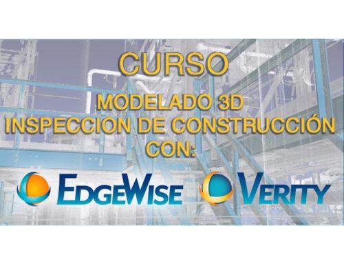 Curso de modelado 3D e inspeción de construcción con EdgeWise y Verity